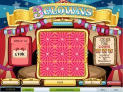 Play now 3 Clowns Scratch!