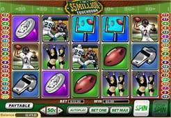 Play  $5 Million Touchdown Slots now!
