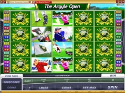 Play Argyle Open Slots now!