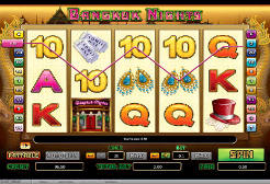 Play Bangkok Nights Slots now!