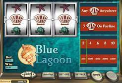 Play Blue Lagoon Slots now!