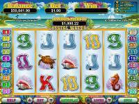 Play Crystal Waters Slots now!