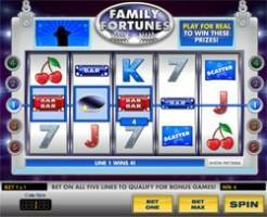 Play Family Fortunes Slots now!