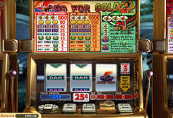 Play Go for Gold Slots now!