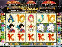 Play Golden Lotus Slots now!
