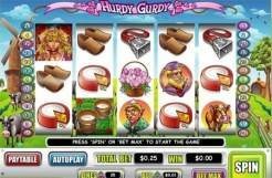 Play Hurdy Gurdy Slots now!