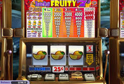 Play Lucky Fruity 7s Slots now!