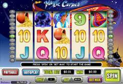 Play Magic Carpet Slots now!