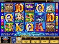 Play Mermaid's Millions Slot now!