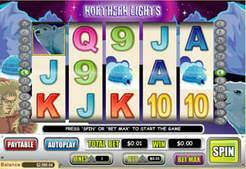 Play Nothern Lights Slots now!