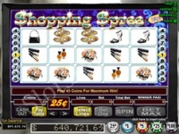 Play Shopping Spree Slots now!