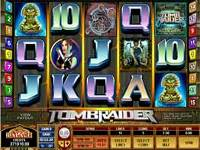 Play Tomb Raider Slot now!
