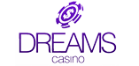 Play now at Dreams Casino