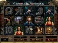 Play Immortal Romance Slots
