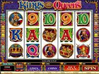 Kings and Queens Slots