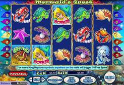 Mermaids Quest Slots
