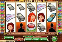 Play Real Deal Slots now!