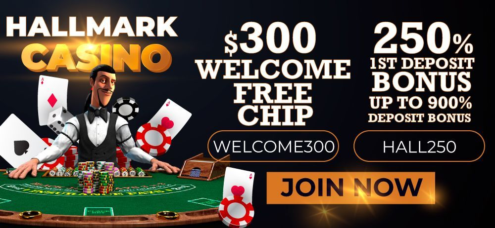 No Deposit Bonuses at Hallmark Casino