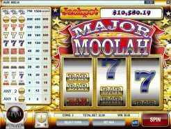Play Major Moolah now!