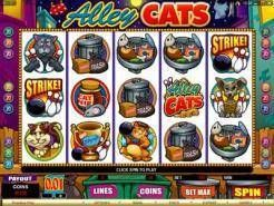 Alley Cats Slots