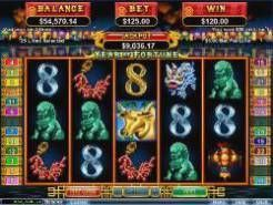Play Year of Fortune Slots now!