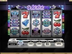 Retro Reels Diamond Glitz Slots