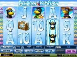 Play Penguin Vacation Slots now!