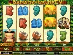 Play Banana Monkey Slots now!