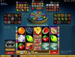 Multi-Player Wheel of Wealth Special Edition Slots
