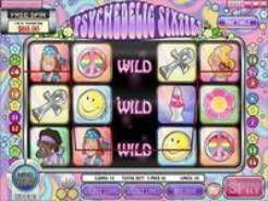 Play Psychedelic Sixties Slots now!