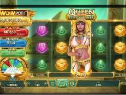 Queen of Alexandria Wowpot Slots